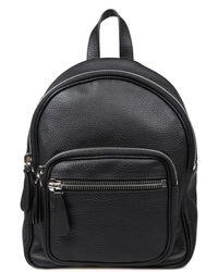 Maison Margiela Mini Backpack - Black