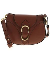 Orciani Liberty Vanity Bag - Brown