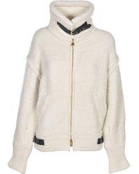 Laneus Straps Jacket - White