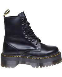 Dr. Martens - Jadon Platform Boots - Lyst