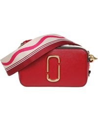 Marc Jacobs Borsa The Snapshot Colore New Red Multi - Rosso