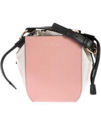 Marni Shoulder Bag - Pink
