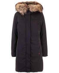 Woolrich Luxury Boulder Down Jacket - Black