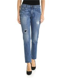 Jacob Cohen Karen Jeans In Blue Color