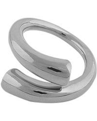 FEDERICA TOSI Ring Tube - Metallic