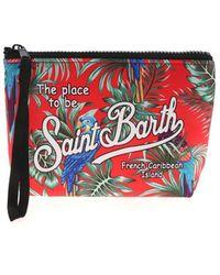 Mc2 Saint Barth Aline Manaus Bag - Red
