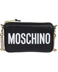 Moschino - Tracolla - Lyst