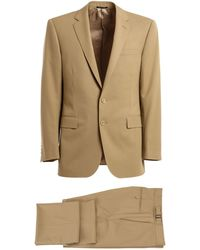 Ralph Lauren Anthony Suit - Natural