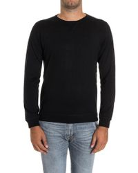 Laneus - Cashmere And Silk Sweater - Lyst