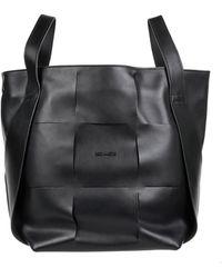Vic Matié Nadege Bucket Bag - Black