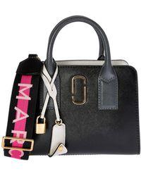Marc By Marc Jacobs - Little Big Shot Black Handbag - Lyst