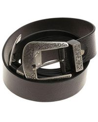 Ki6? Who Are You? - Ki6? Who Are You? Double Belts With Two Buckles - Lyst