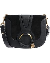 See By Chloé Cross-body Bag - Black