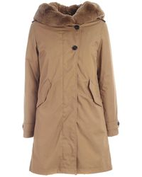 Woolrich - Thermore Literary Rex Parka - Lyst