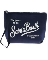 Mc2 Saint Barth Aline Bag - Blue