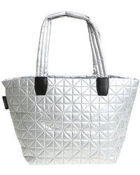 VeeCollective - Silver Medium Bag - Lyst