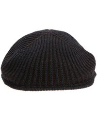 Altea - Brown And Grey Beret - Lyst