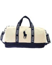 Polo Ralph Lauren Travel Bag - Natural
