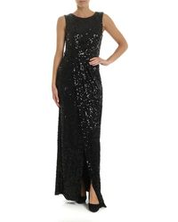 P.A.R.O.S.H. Sleeveless Dress - Black