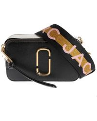 Marc Jacobs CAMERA BAG THE SNAPSHOT SMALL - Nero