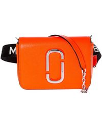 Marc By Marc Jacobs - Marsupio Hip Shot Belt arancione - Lyst