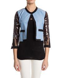 Aviu - Leather Jacket - Lyst