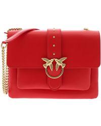 best website 83b05 16b92 Borsa grande Love Simply rossa - Rosso