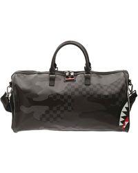 Sprayground 3am Limited Edition Duffle Bag - Black