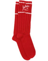 Philosophy Di Lorenzo Serafini Holiday Treat Socks In Red