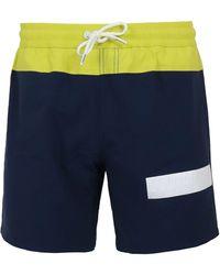 Colmar - Boxer Da Mare Bicolor Blu - Lyst