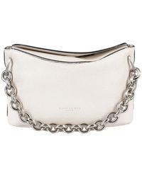 Gianni Chiarini Sophia Soft Leather Bag - White
