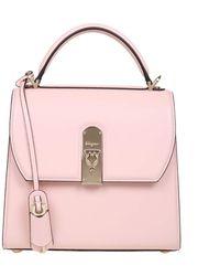 Ferragamo Boxyz Bag - Pink
