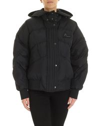 McQ Oversized Down Jacket - Black