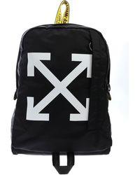 Off-White c/o Virgil Abloh Black Easy Backpack