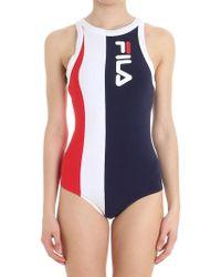 Fila - Alana Body With Logo - Lyst