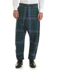 Vivienne Westwood Trousers For Men - Green