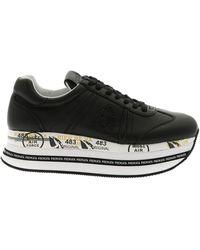 Premiata Beth Sneakers - Black