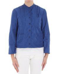 Aspesi - Blue Suzette Jacket - Lyst
