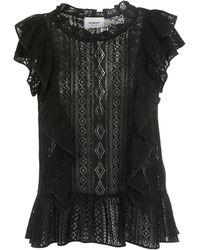 Dondup Lace Top - Black