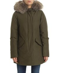 Woolrich Clothing For Women - Green