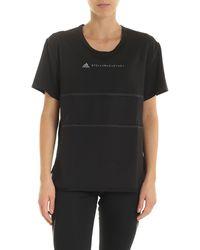 adidas By Stella McCartney Run Loose T-shirt - Black