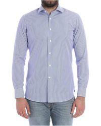 Bagutta - Striped Shirt - Lyst