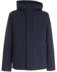 Woolrich Pacific Down Jacket - Blue
