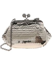 Weekend by Maxmara Pasticcino Bag - Metallic