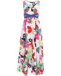 Weekend by Maxmara - Vista Printed Dress - Lyst