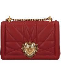 Dolce & Gabbana - Small Devotion Bag - Lyst