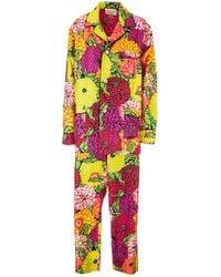 Gucci Ken Scott Multicolour Print Pijama