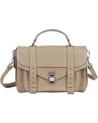 Proenza Schouler Ps 1 Medium Bag - Grey