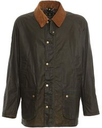 Barbour Lightwieght Ashby Jacket - Green