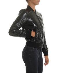 Michael Kors Black Coated Jacket
